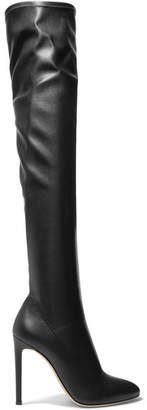 Giuseppe Zanotti Leather Over-the-knee Boots - Black