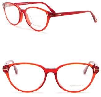 Tom Ford 53mm Cat Eye Optical Frames