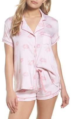 Splendid Shortie Pajamas