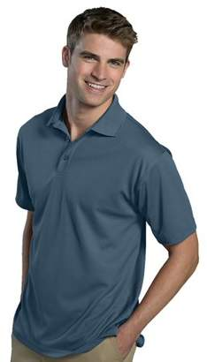 Edwards Garments Men's Moisture Wicking Short Sleeve Sport Polo Shirt