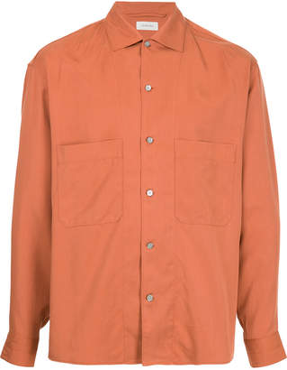 Lemaire relaxed shirt