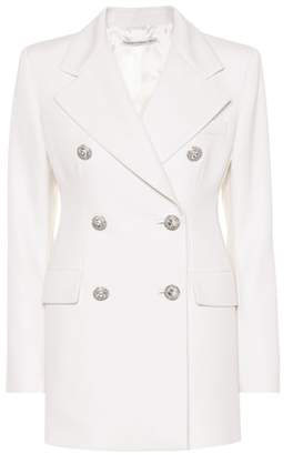 Alessandra Rich Double-breasted wool blazer