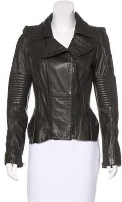 Moto Valentina Shah Leather Jacket