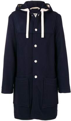 Acne Studios loose fitting duffle coat