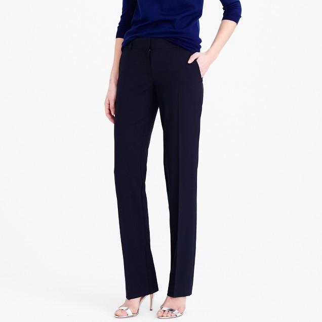 1035 trouser in Italian stretch wool