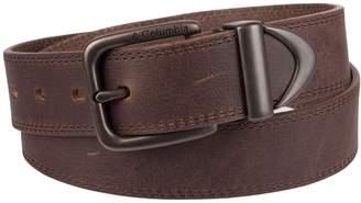 Columbia Men's Elevated Leather Belt
