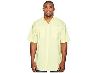 Columbia Big Tall Tamiamitm II S/S Men's Short Sleeve Button Up