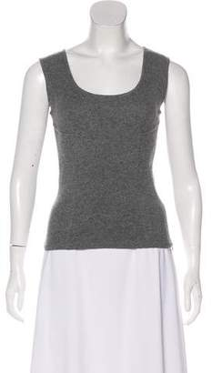 Ermanno Scervino Sleeveless Knit Top w/ Tags
