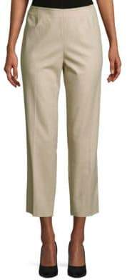 Lafayette 148 New York Slim Ankle Pants