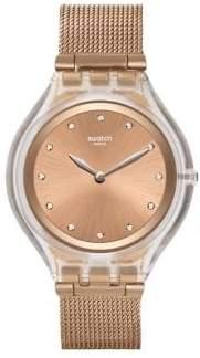Swatch Skin Skinelli Stainless Steel Analog Watch