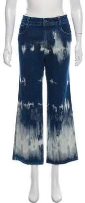 Stella McCartney Mid-Rise Wide-Leg Jeans w/ Tags