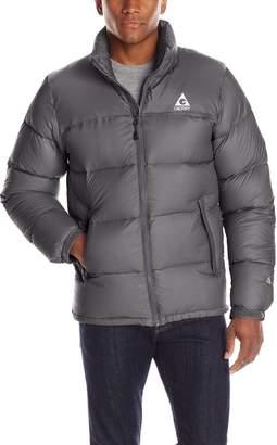 True Grit Gerry Men's Heavy Down Puffer Jacket
