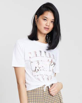 Miss Selfridge New York Tee