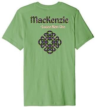 Clan MacKenzie Scottish Pride T-Shirt