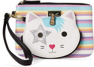 Betsey Johnson Luv Betsey By Two-Piece Gems Coin Purse & Pouch Set