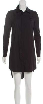 Milly Collared Shirt Dress w/ Tags