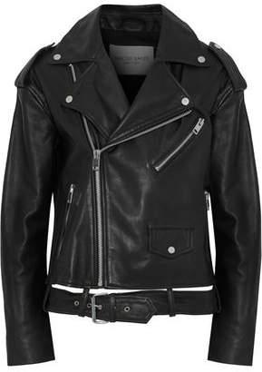 Walter W118 By Baker Hope Leather Biker Jacket
