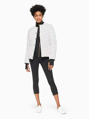 Kate Spade Reversible quilted jacket