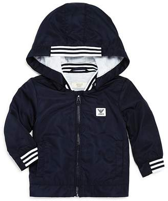 Armani Junior Boys' Hooded Jacket - Baby