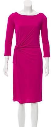 Issa Knit Knee Length Dress