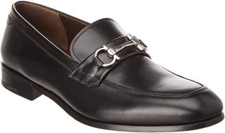 Salvatore Ferragamo Filippo Leather Loafer