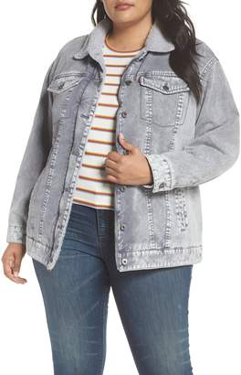 Levi's Oversize Denim Trucker Jacket