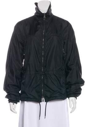 Prada Long Sleeve Casual Coat