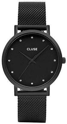 Cluse Womens Analogue Classic Quartz Watch with Stainless Steel Strap CL18304