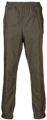 Misbhv snake effect track pants