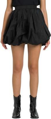 MSGM Bubble Miniskirt