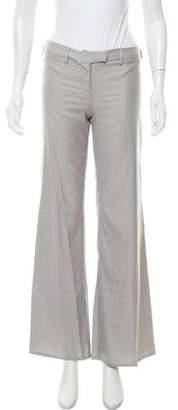 Emilio Pucci Mid-Rise Wide-Leg Pants