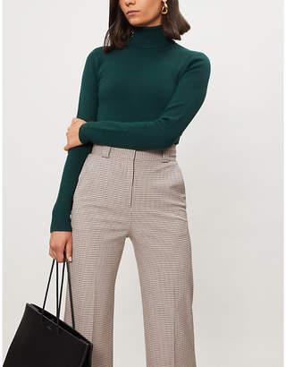 Gabriela Hearst May turtleneck wool-blend jumper