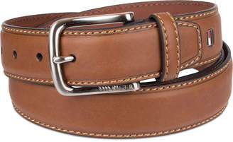 Tommy Hilfiger Men Big & Tall Casual Leather Belt