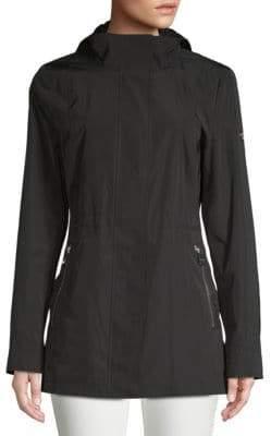 Calvin Klein Double Layer Rain Coat