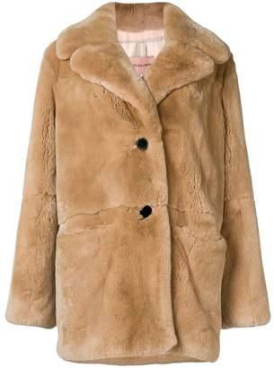 Yves Salomon Rex coat
