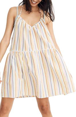 Madewell Racerback Cover-Up Dress