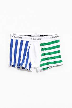 Calvin Klein Multicolored Stripe Boxer Brief