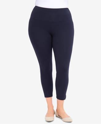 Lysse Women's Plus Size High-Waist Skinny Leggings