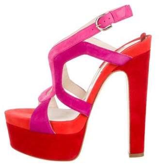 Brian Atwood Kathy Platform Sandals