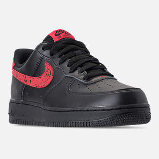 Nike Men's Force 1 '07 Floral Casual Shoes