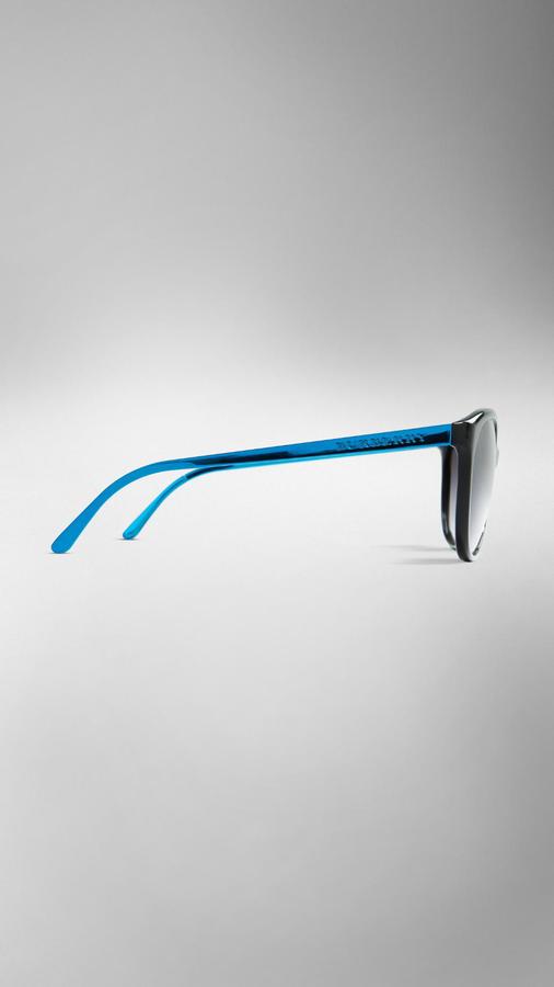 Burberry Spark Cat-Eye Sunglasses