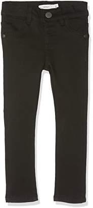 Name It Baby Girls' Nittirsa Skinny Pant NMT Noos Trouser