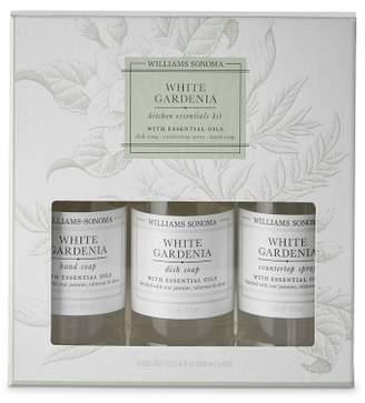 Williams-Sonoma Williams Sonoma White Gardenia Kitchen Essentials