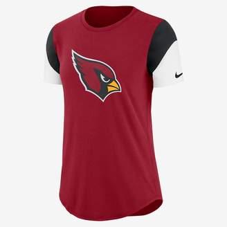 Nike Team Fan (NFL Cardinals) Women's Tri-Blend T-Shirt