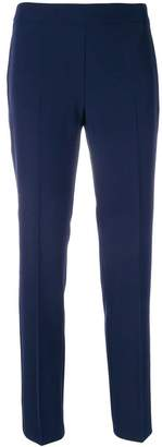 Blumarine slim-fit trousers