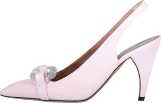 Chanel Rayne Lucite Slingback