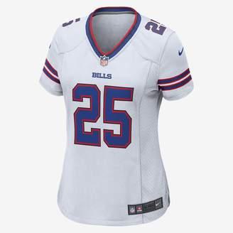 Nike NFL Buffalo Bills (LeSean McCoy) Women's Football Away Game Jersey