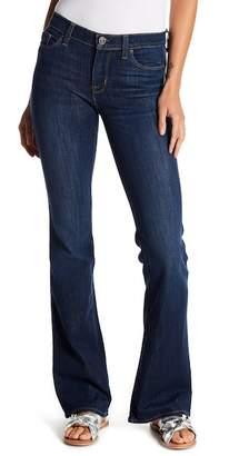 Hudson Drew Mid-Rise Flare Jeans