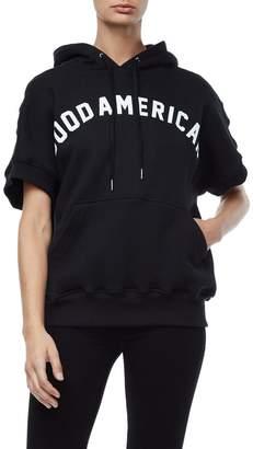 Good American Goodies Boxer Hoodie
