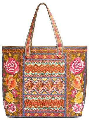 Johnny Was Vella Everyday Tote